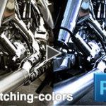 【カラーの適用】ワンクリックで画像の色調を合わせる